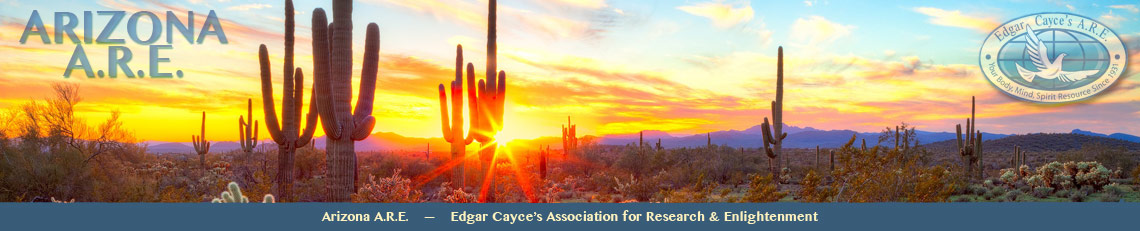 Edgar Cayce Arizona A.R.E.