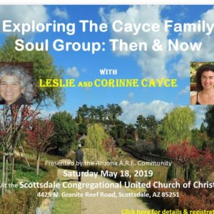 Exploring the Cayce family sould group